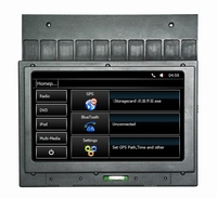Ouchuangbo Car Dvd Gps Radio Audio Navi Fit For Freelander 2005 2012 Discovery 2005 2014 Range