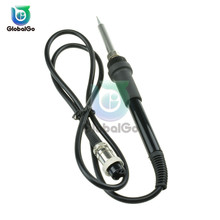 7 Hole 5 Holes 936 DC 24V 50W Electric Soldering Iron Temperature Adjustable Welding Solder Rework Station Repair Tool Home 2016 new high power 75w industrial grade lead free station 936b electric iron welding soldering rework repair tool