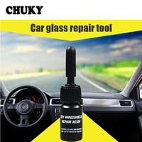 CHUKY Car Glass Repair Kits Windshield Window Scratch Crack Restore Tool For Ford focus 3 mk2 fiesta Suzuki swift grand Hyundai