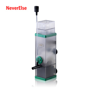 5W Aquarium Surface Skimmer to Remove Oil Cycling Oxygen Water Filter Pump, Slick Oil film Remover Fish Tank Surface Degreasing(China)