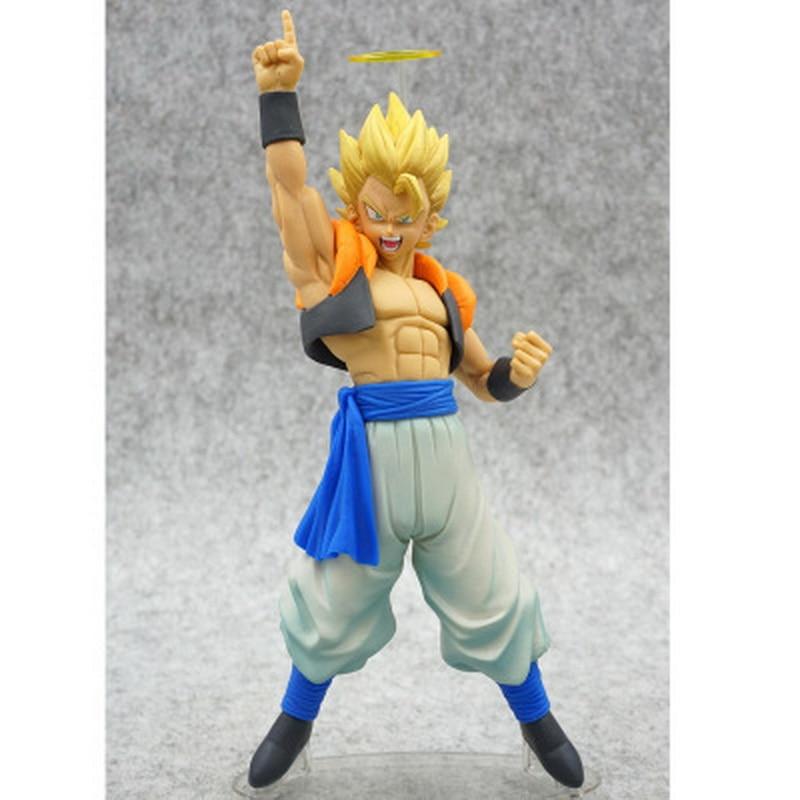 2018 Hot PVC Brinquedos Anime brinquedos Figura Dragon Ball Z Super saiyan gogeta figuração Action Figure Collectible Modelo toy presentes