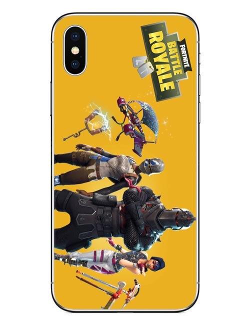 iphone 5 coque fortnite