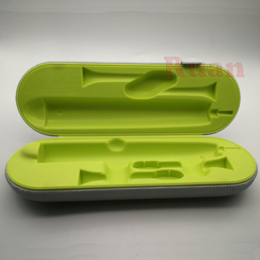 Cas Chargeur De voyage USB De Charge pour Sonicare DiamondClean HX9332 HX9340 HX9350 HX9360 HX9342 HX9382 Brosse À Dents HX9352
