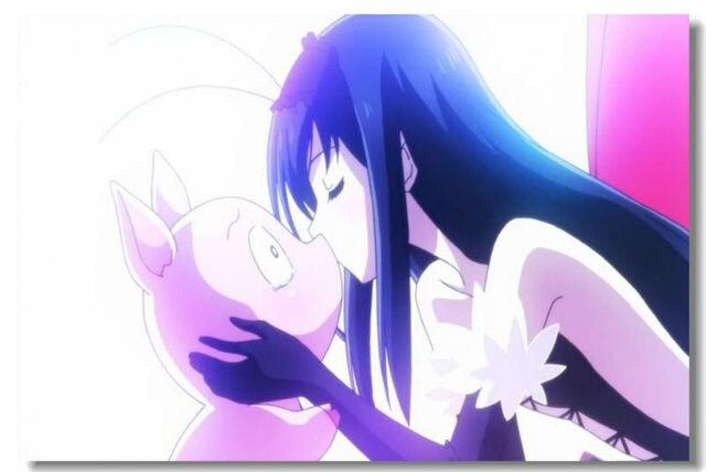 Accel World AW Home Decor Poster Girl Room Big Prints Comic Anime Sky Black Lotus Silver