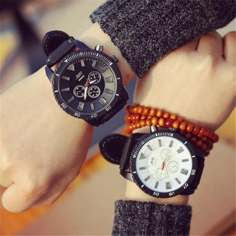 relojes mujer 2016 Hot Sale Unisex Men Women Quartz Analog Wrist Luminous Watch Watches cheap wholesale watches Free Shipping mance women mens watches best brands luxury ladies leather band analog quartz wrist watch relojes mujer 2016 hot sale unisex