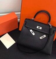 BEST0807 100% натуральная кожа роскошные сумки для женщин дизайнер через плечо для дамы Европа бренд взлетно посадочной полосы