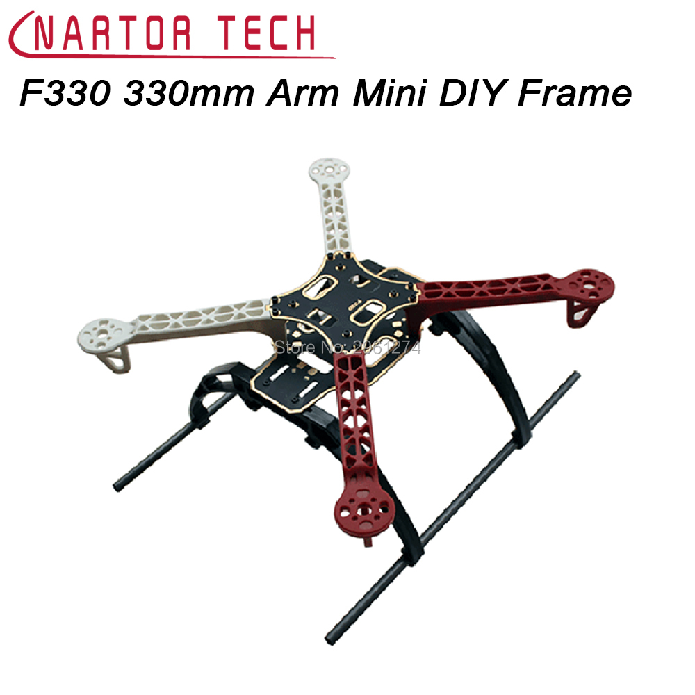 F330 330mm Arm Mini Shaft Rack 4 Axis Quadcopter Aircraft Frame F330 Quadcopter Frame Center Plate for DIY FPV Drone folding s 1200 rotor shaft professional grade uav rack shaft large frame for 8 axis rc airplane plane