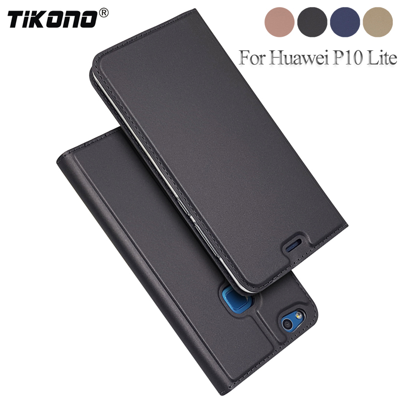 Phone Cases For Huawei P10 Lite Case 2017 Luxury Flip Leather Case For Huawei P10 Lite Wallet Book Cover Hawei P10 Lite P10Lite