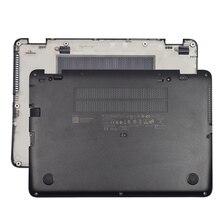 Original New Laptop Bag FOR HP EliteBook 840 G3 G4 Bottom Case Base Lower Cover 821162-001 6070B0883301 Black