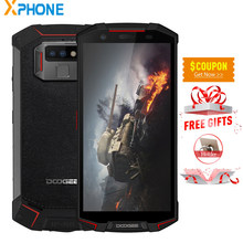 "DOOGEE S70 IP68 Waterproof Phone Android 8.1 5.99"" FHD+ Helio P23 Octa Core 6GB 64GB 5500mAh 16.0MP 4G Smartphone(China)"