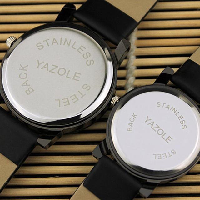 Zegarek damski yazole dwa kolory