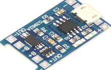 18650 Lithium Battery 5V Micro USB 1A Charging Board With Protection Charger Module for Arduino Diy Kit