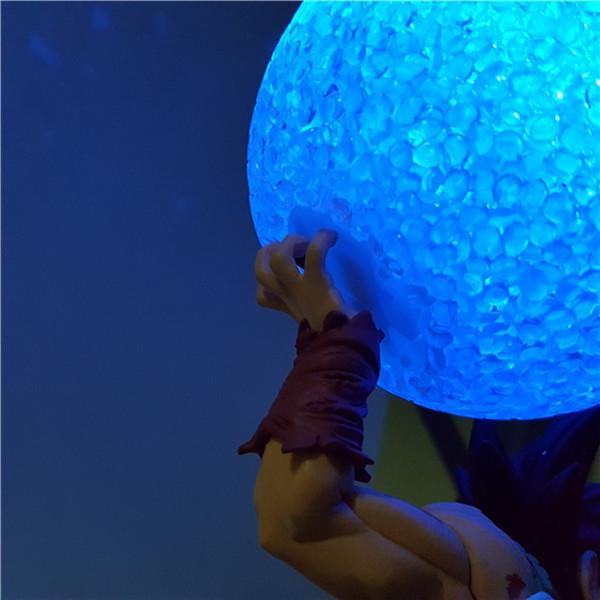 Burdock Super Saiyan Led Light