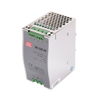 DR 120 120W Single Output 12V 15V 24V 36V 48V Din Rail Switching Power Supply