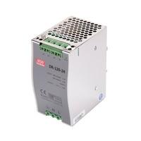 DR 120 120W Single Output 12V 15V 24V 36V 48V Din Rail Switching Power Supply