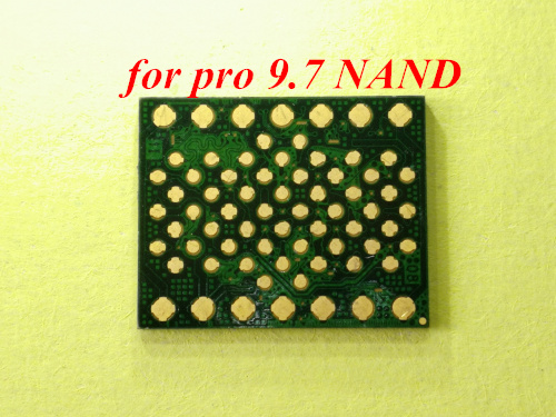 Original New Hardisk HHD NAND flash memory IC chip for ipad Pro 9.7 64GB 128GB 256GBOriginal New Hardisk HHD NAND flash memory IC chip for ipad Pro 9.7 64GB 128GB 256GB