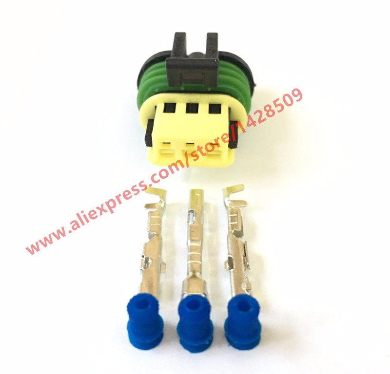 Motorcycle Wiring Harnes Connector: Aliexpress.com : Buy 10 Sets Wire Harness Connector
