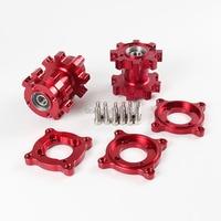 CNC Aluminum Dirt bike / Pit bike Wheel Rim Hub 125 140 150 160
