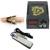 ITATOO Plumas Kit de Tatuaje Barato Set Máquina De Tatuaje Kit de Tatuaje Ametralladora de Tinta Suministros De Joyería Arma Profesional TK1000008
