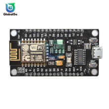 лучшая цена Wireless Module V3 ESP8266 ESP-12E WIFI Development Board CH340 Micro USB Connector