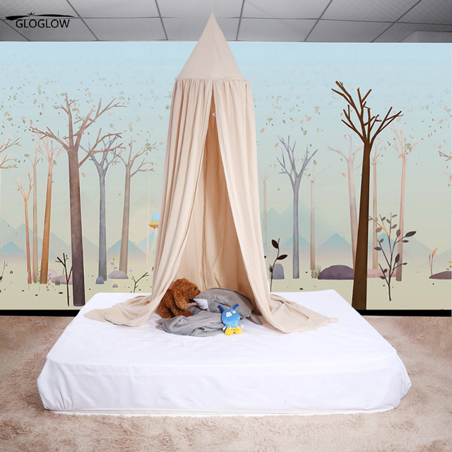 Mosquito Net Tent Curtains Canopy Bed Valance Many Colors Kids Boys ...