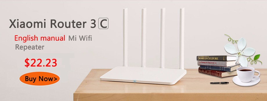 xiaomi router 3C guanlianhaibao