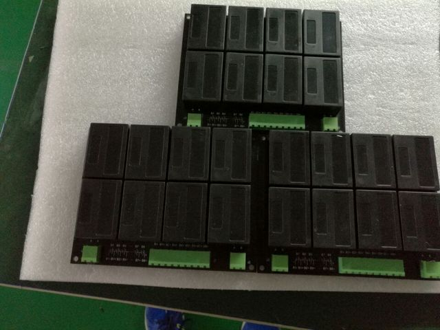 8 S lithium-batterie spannung equalizer batterie balancer für LiFePO4, li-polymer, lithium-akku