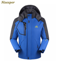 New Man's Jackets Waterproof Pizex Windproof Warm Coats Male Pizex Hooded Jacket Casual Breathable Jackets Large Size 8XL