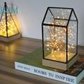 Скандинавский креативный индивидуальный стеклянный светильник «сделай сам»  ночник  Романтичный подарок на день рождения для девочек