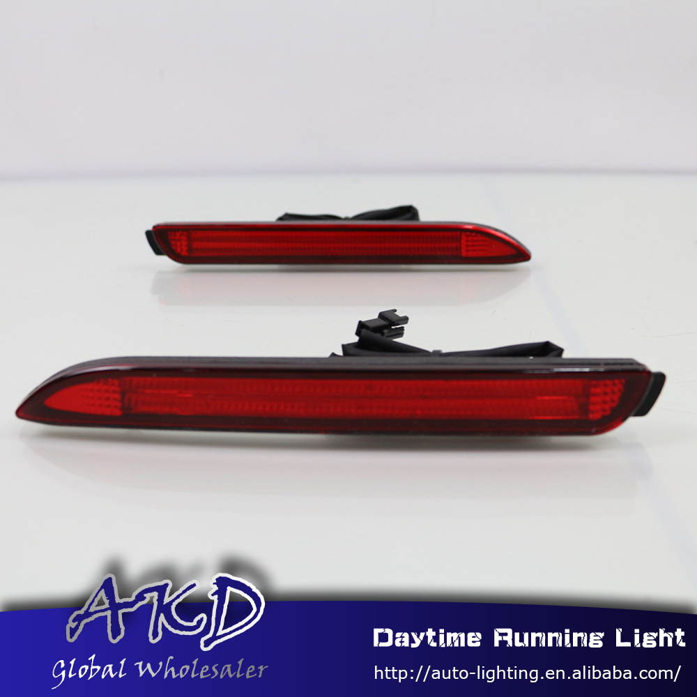 Reflector Old-Innova Brake-Lamp Rear-Bumper-Light Toyota for DRL Car-Styling