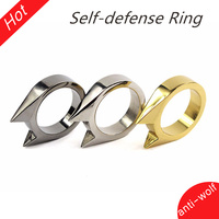 Cat ear mini alloy defensive ring self defense weapons broken windows device rescue gear portable personal.jpg 200x200