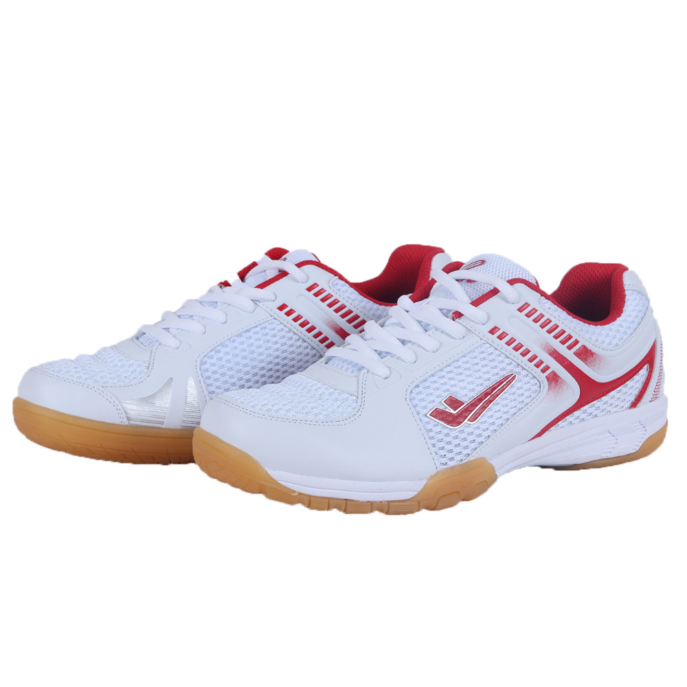 Sports Sneakers Stability Anti-slip ping pong Shoes Breathable Table Tennis Shoes Tennis Shoes Volleyball Shoes Red or Blue FC58 aldomour breathable volleyball shoes sneakers stability anti slip ping pong shoes breathable table tennis shoes volleyball shoes