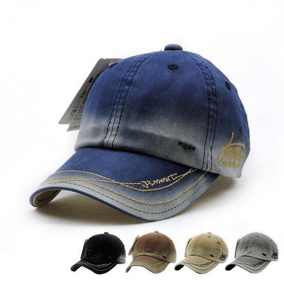 Prix pour Haute qualité cap réglable coton chapeau solide snapback sports de plein air Gorras Hip Hop Hommes Femmes Casquette de baseball Livraison Gratuite 5 couleur