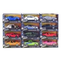 1:24 JADA Toys Movie Fast & Furious 8 Diecast Model Car Toy Cars