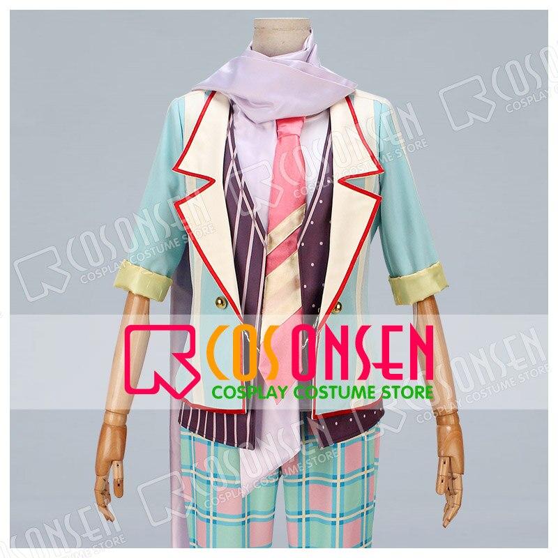 COSPLAYONSEN Fairy 4pri Ootori Asahi Cosplay Costume adult costume full set