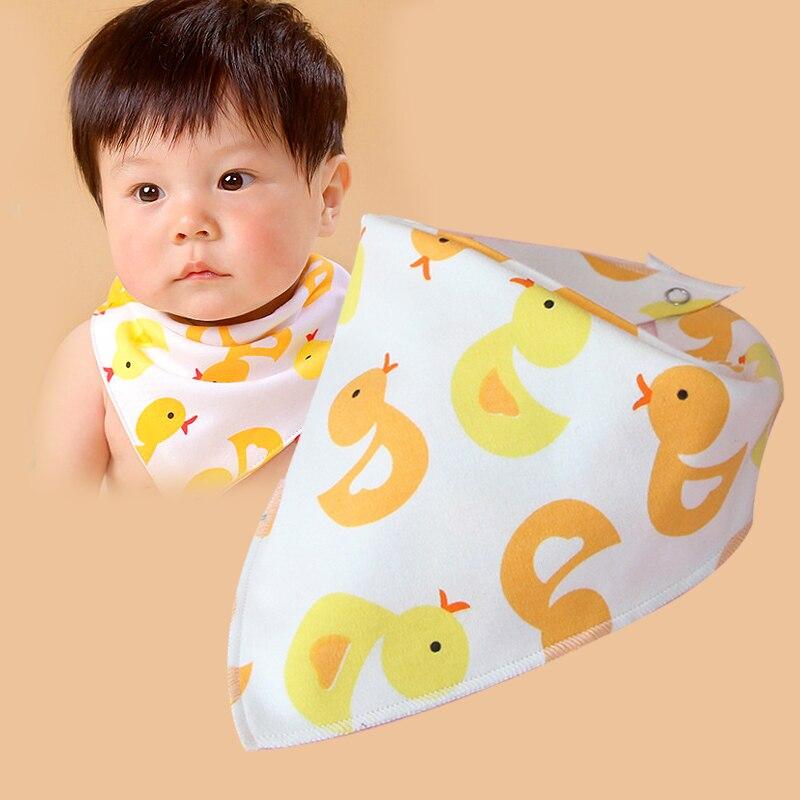 Babys Bib Towel 10PCS 100% Cotton Gauze Bib Towel Handkerchief Washcloth 26*26CM Soft And Absorbent Baby Handkerchief