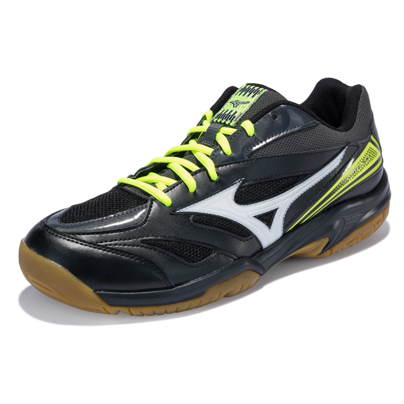 b94609bbb Original MIZUNO Men GATE SKY Badminton Shoes for men Breathable non slip  Sports Shoes Comfort Cushioning Sneakers-in Badminton Shoes from Sports ...