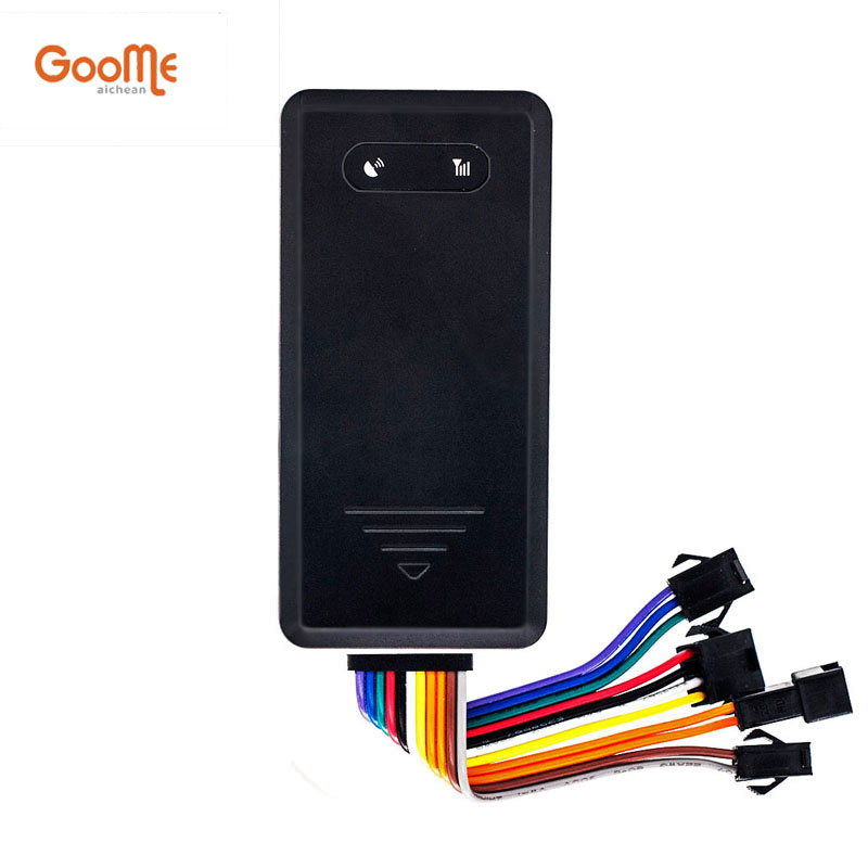 Goome GM06NW GSM GPS Tracker Locater Built-in Battery For Vehicle Car Motorcycle Micro Locating & Cut Off Oil Power a10 gps tracker locator for car vehicle google map 5000mah long battery life gsm gprs tracker