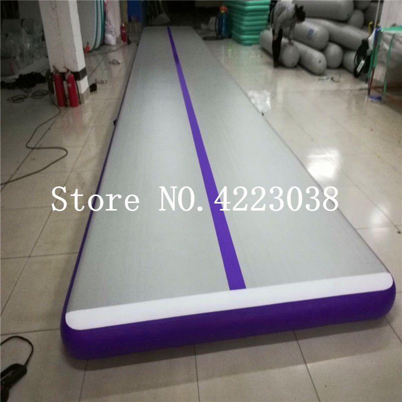 Free Shipping Door To Door 10x1x0.2m Gymnastics Inflatable Air Track Tumbling Mat Gym AirTrack For Sale With a PumpFree Shipping Door To Door 10x1x0.2m Gymnastics Inflatable Air Track Tumbling Mat Gym AirTrack For Sale With a Pump