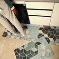 Качественные кухонные ковры, ПВХ кожаные коврики, большие напольные ковры, коврики для спальни, водонепроницаемые маслостойкие кухонные ко...