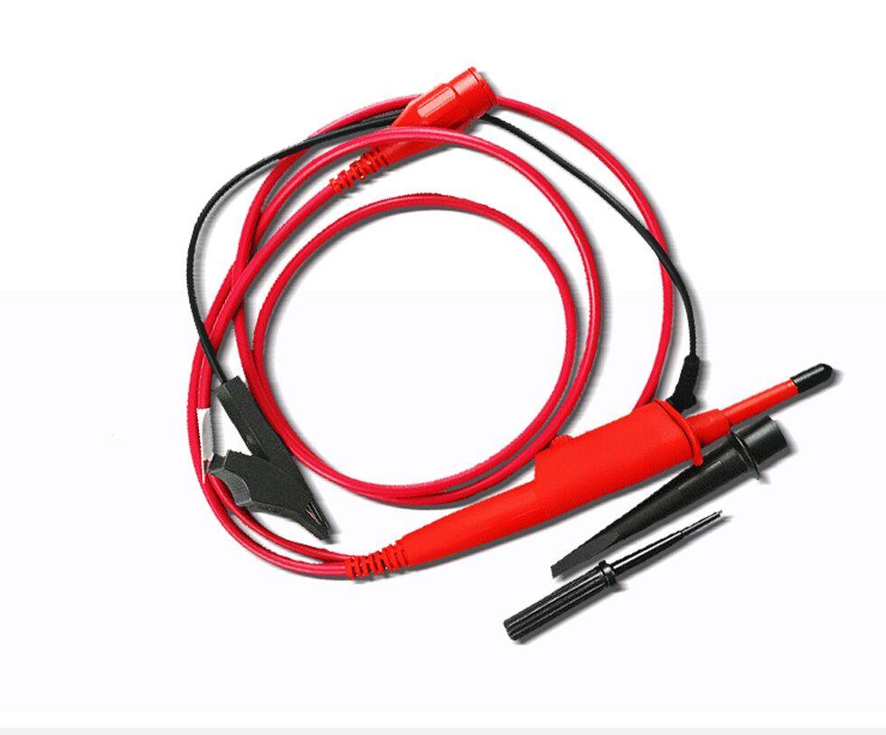 High Voltage 5KV 5000V 300MHz Oscilloscope Scope Passive Clip Probe 100X P2300C high voltage 1 5kv oscilloscope passive clip probe 250mhz 100 1 ut p20 1 3meters