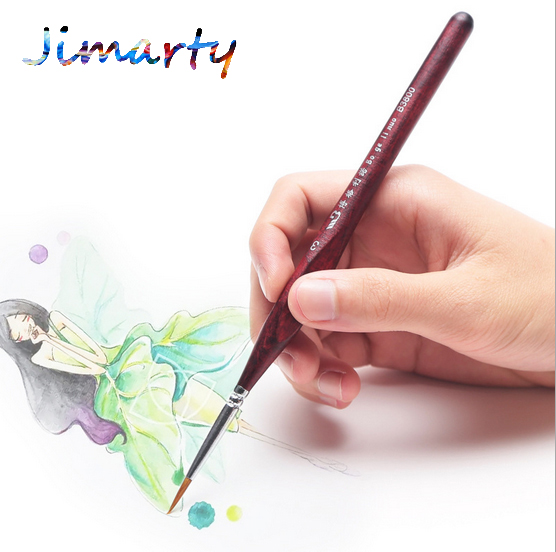 Drawing Straight Lines With Brush In Photo : Aliexpress buy watercolor oil art drawing lines