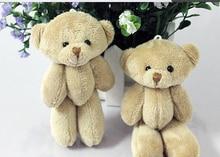 12cm Naked Brown Bear