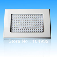 Wholesale 5pcs 500W LED Grow Light 10 Spectrums IR Indoor Hydroponic Plant 166*3W 10 BAND plant light UFO LED light