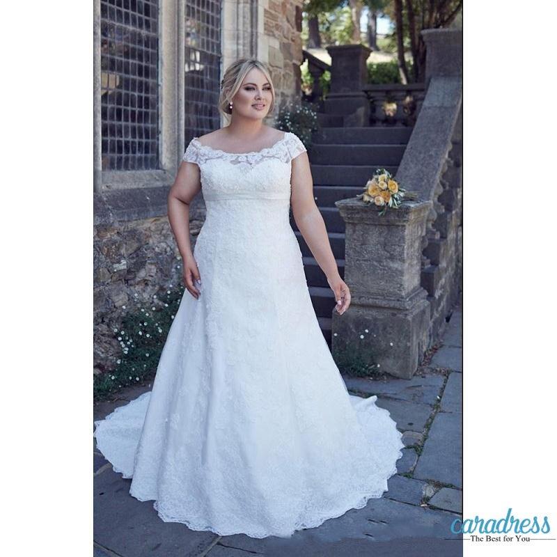Buy vintage plus size lace wedding for Corset wedding dresses plus size
