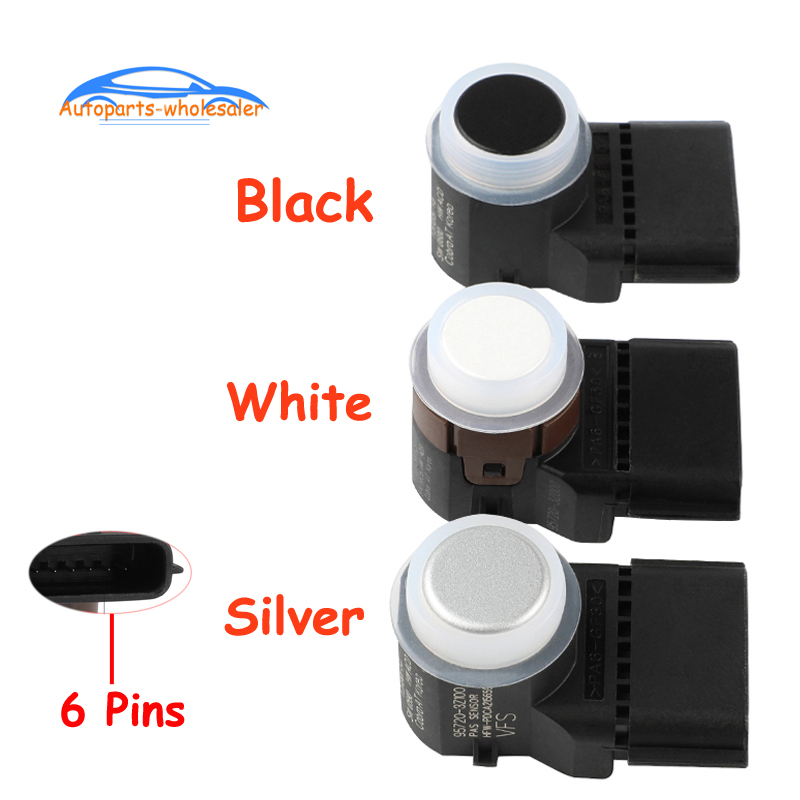 3 Colors 95720-3Z000 95720-2P500 New Car PDC Parking Sensor For Hyundai I40 4MT006KCB 4MT006HCD High Quality