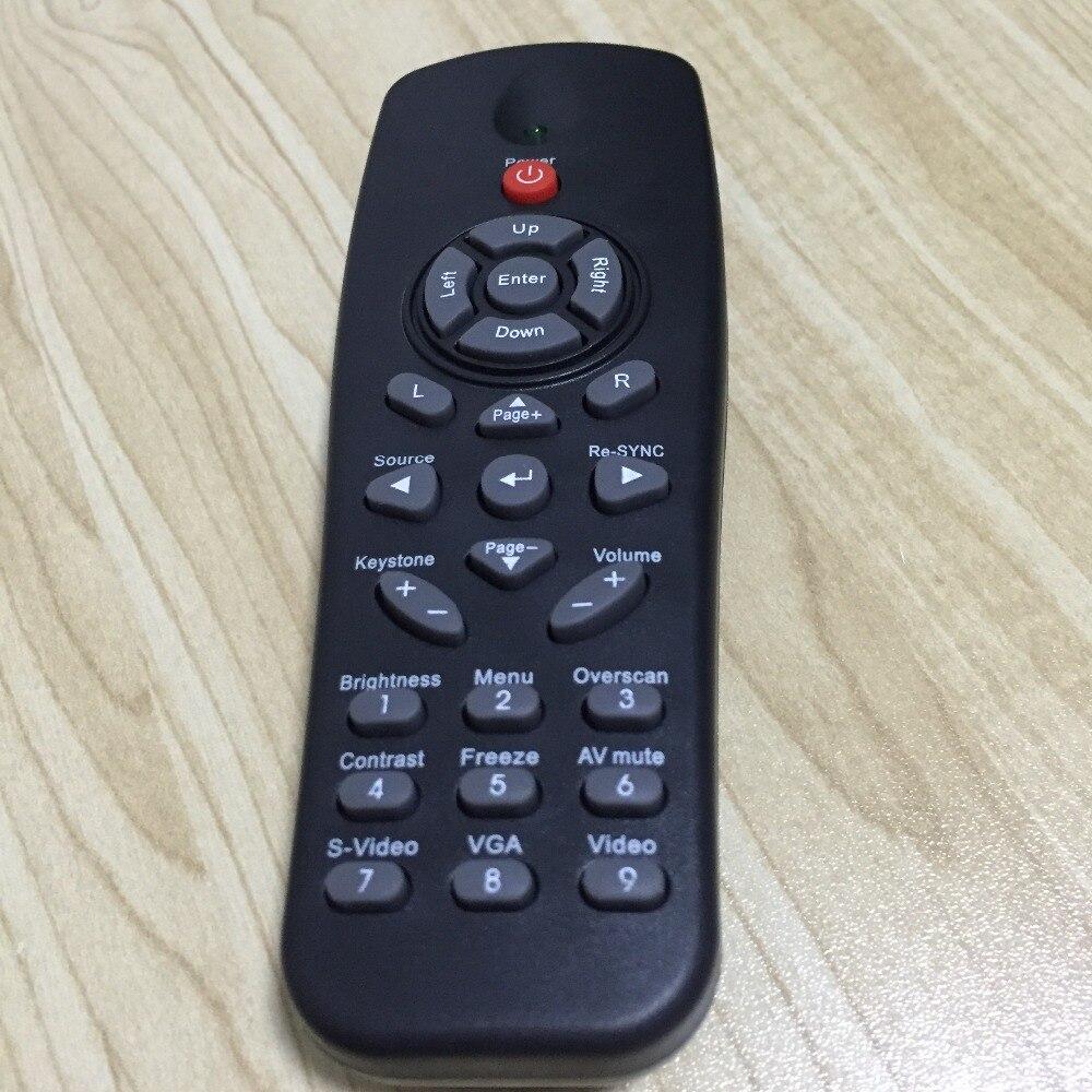 Новый пульт дистанционного управления для проектора для DS322 DS317 DS316 DS219 DS216 DS211 DS306 DS671 ES530 ES529 ES521 ES522 ES520 ES531