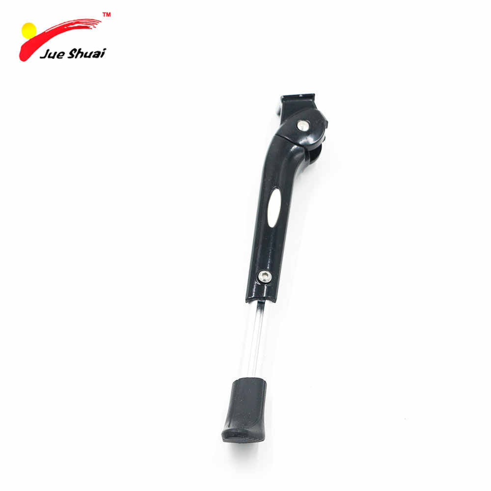 JS Top Quality Alloy Adjustable Side Replacement Kickstand Mountain Bike Foot Stand Bike Rack Kit Bicycle Accessories