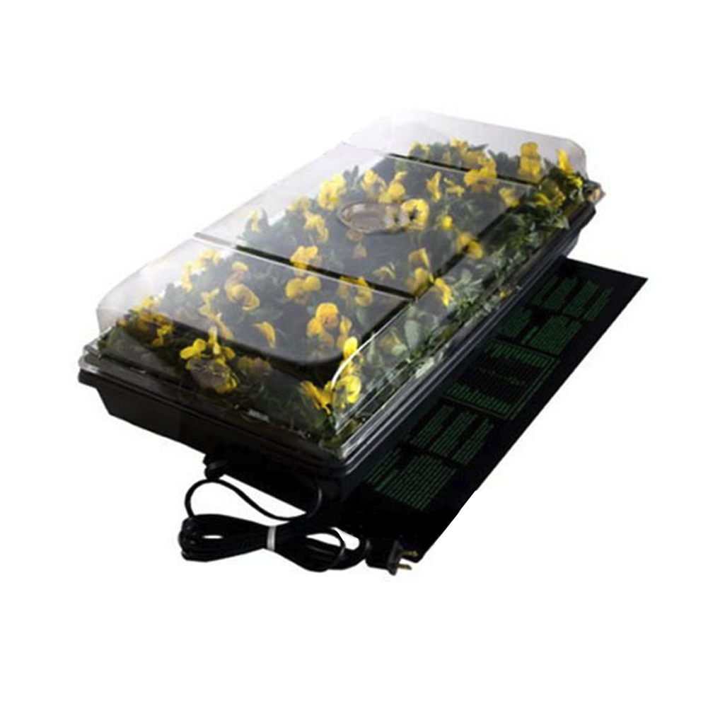 Waterproof Plant Seed Heating Mat Vegetable Flower Garden Supplies Greenhouse Seedling Germination Propagation Clone Starter Pad