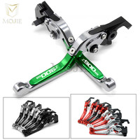 Z900 RS Motorcycle Levers CNC Aluminum Adjustable Folding Extending Brake Clutch Levers For KAWASAKI Z900RS Z